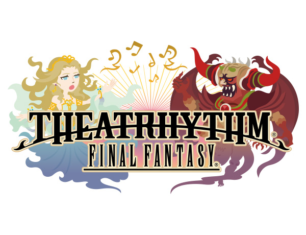 Logo theatrhythm en