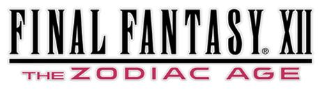 Ffxii new logo